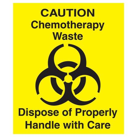 chemo warning
